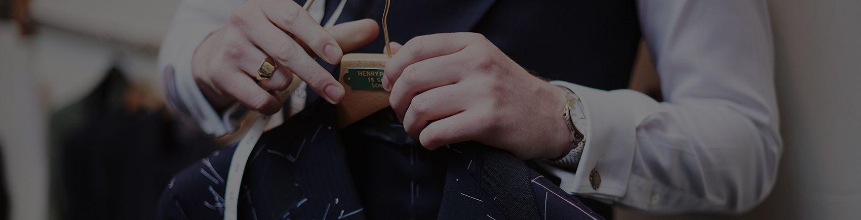 Henry Poole Tailors Savile Row Bespoke Tailoring Image 1