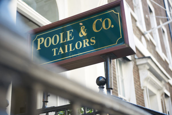Henry Poole Tailors Savile Row Bespoke Tailoring Account 1