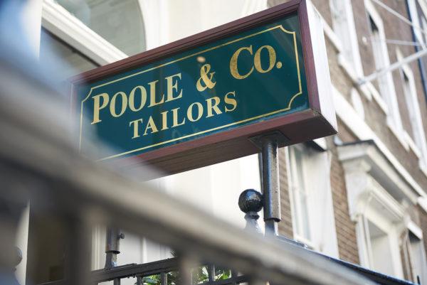 Henry Poole Tailors Savile Row Bespoke Tailoring Account 1