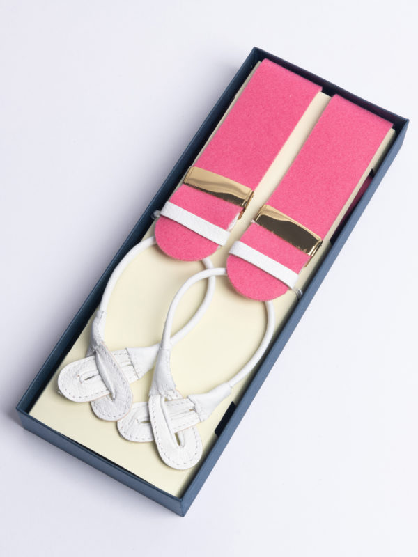 Brac Box Cloth Pink Jh
