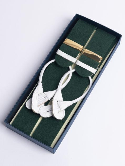 Brac Box Cloth Forest Green Jh