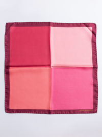Poc S Shades Of Pink Silk Flat Jh