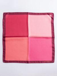 Poc S Shades Of Pink Silk Flat Jh