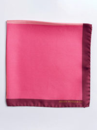 Poc S Shades Of Pink Silk Folded Jh