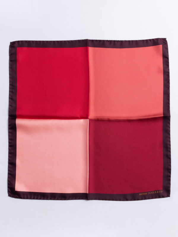 Poc S Shades Of Red Silk Flat Jh