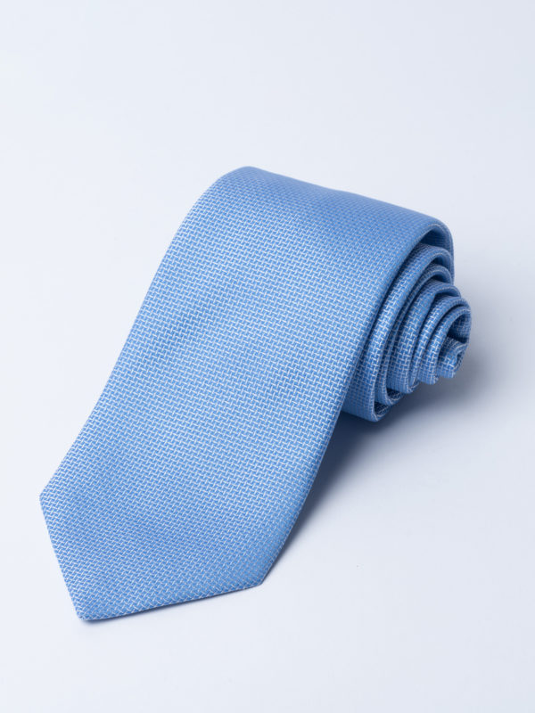 Tie Cundey Weave Blue Jh