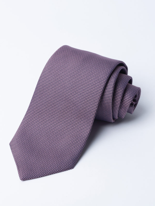 Tie Cundey Weave Pink Jh