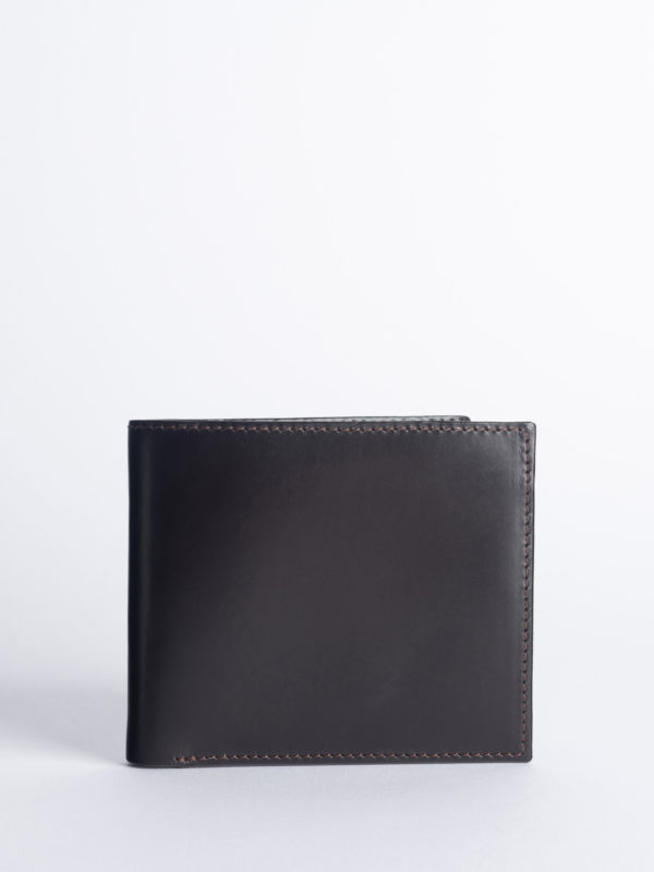 Wall Chocolate Brown Bill Fold Jh
