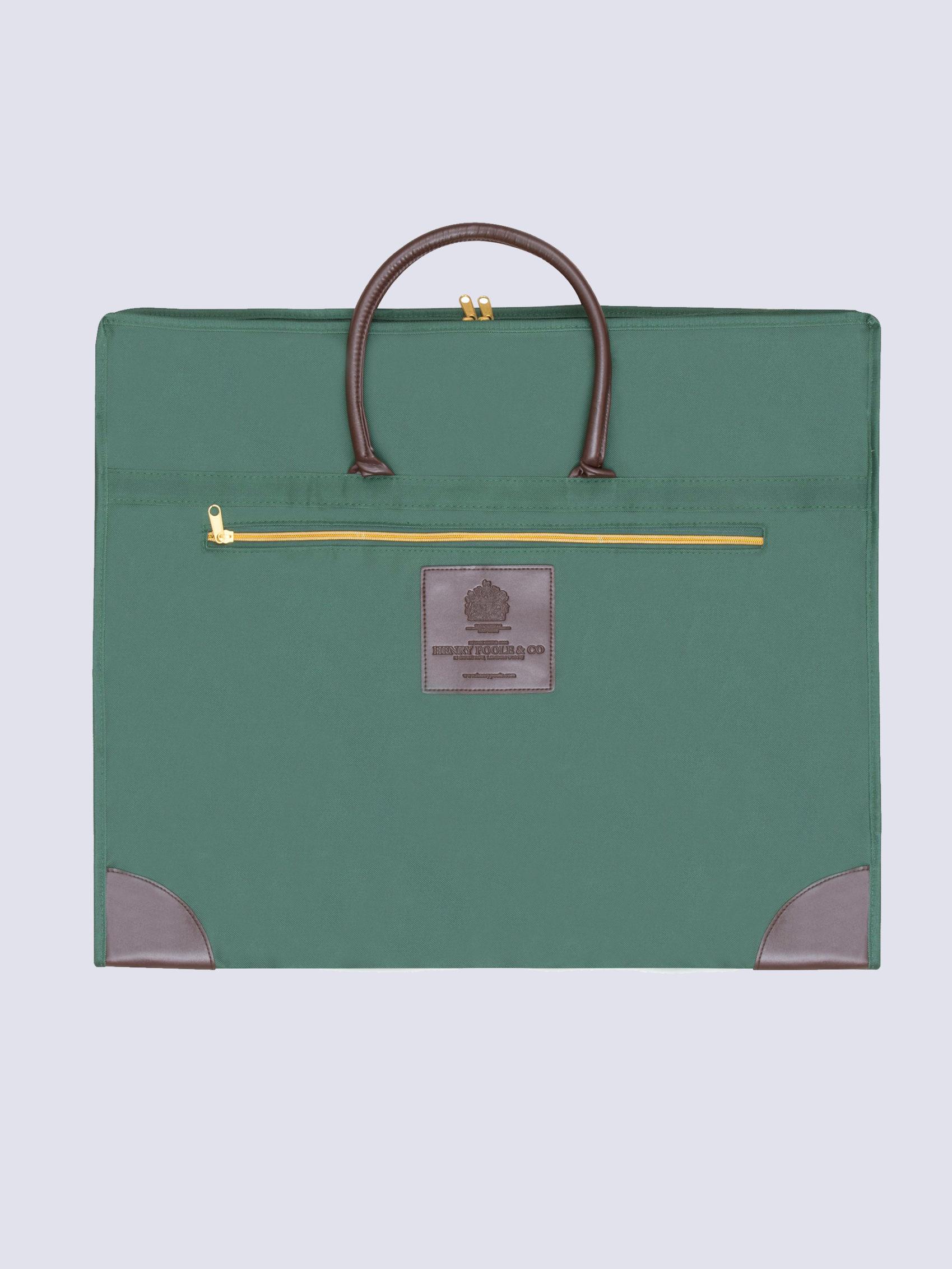 Henry Poole Suit Bag Closed