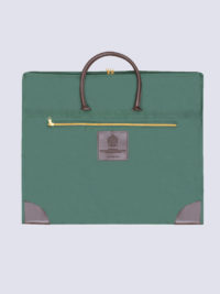 Henry Poole Suit Bag Closed