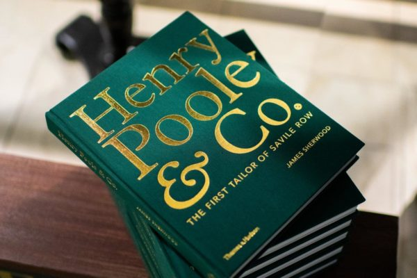 Coutts Exhibition Sep 19 Henry Poole Book The First Tailor Of Savile Row Image Credit Oliver Hess