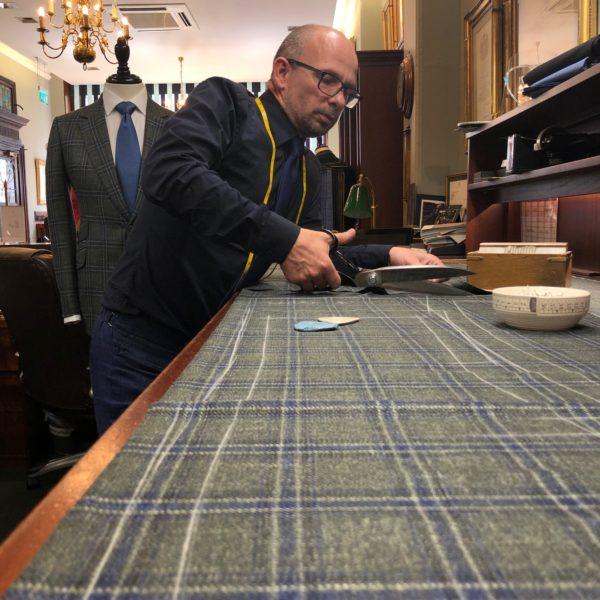 Ac Cutting Promo Cloth