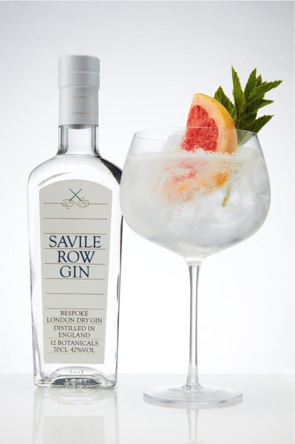 Savile Row Gin 16054 (main Edit) Low Res