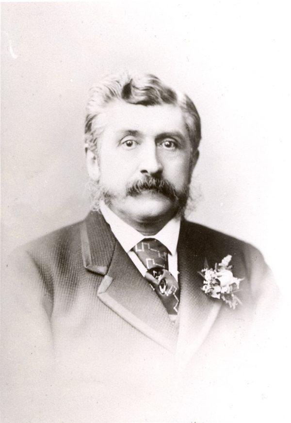 Samuel Cundey 1823 1883
