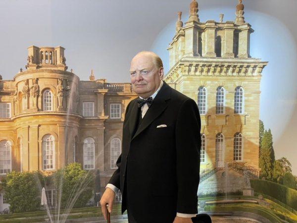 Blenheim Palace Churchill Exhibition (2)